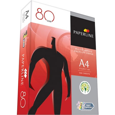 PAPERLINE COPY PAPER A4 80GSM