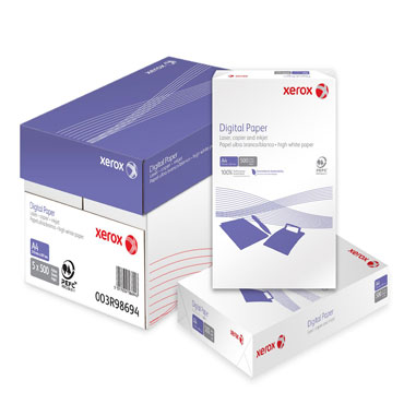 XEROX MULTIPURPOSE COPY PAPER A4 80GSM